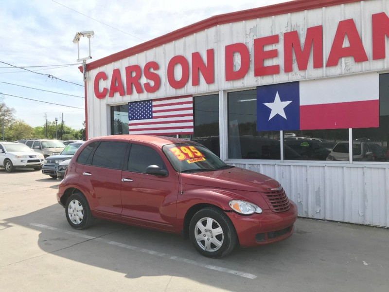 Chrysler PT Cruiser 2008 price $3,995