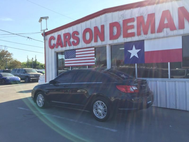 Chrysler Sebring Sdn 2007 price $2,995