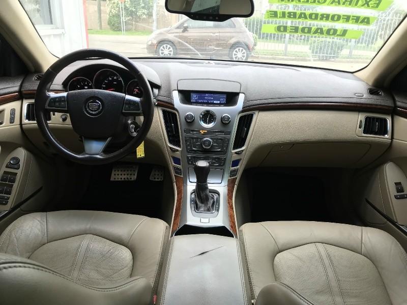 Cadillac CTS 2009 price $4,995