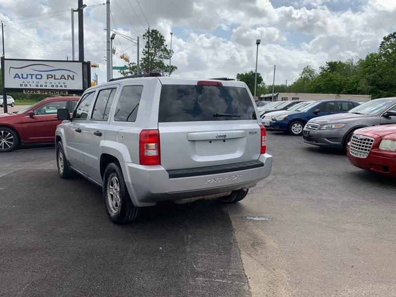 Jeep Patriot 2007 price $4,495