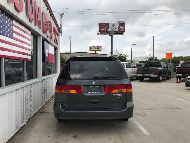 Honda Odyssey 2004 price $2,495