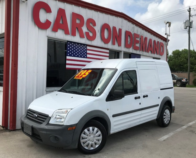 Ford Transit Connect 2010 price $4,995