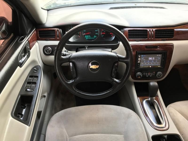 Chevrolet Impala 2011 price $4,995