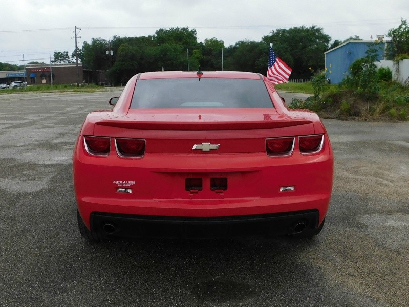 Chevrolet Camaro 2013 price $10,995