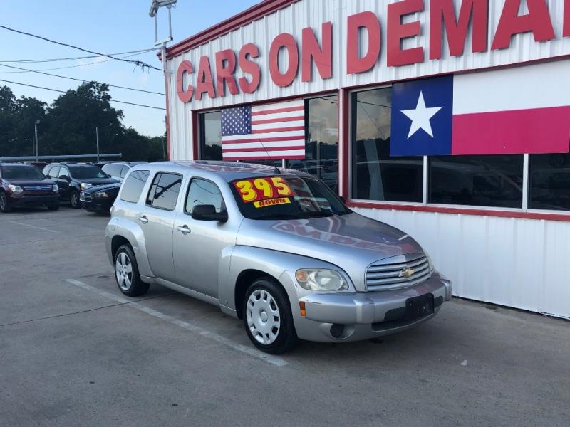 Chevrolet HHR 2007 price $3,995