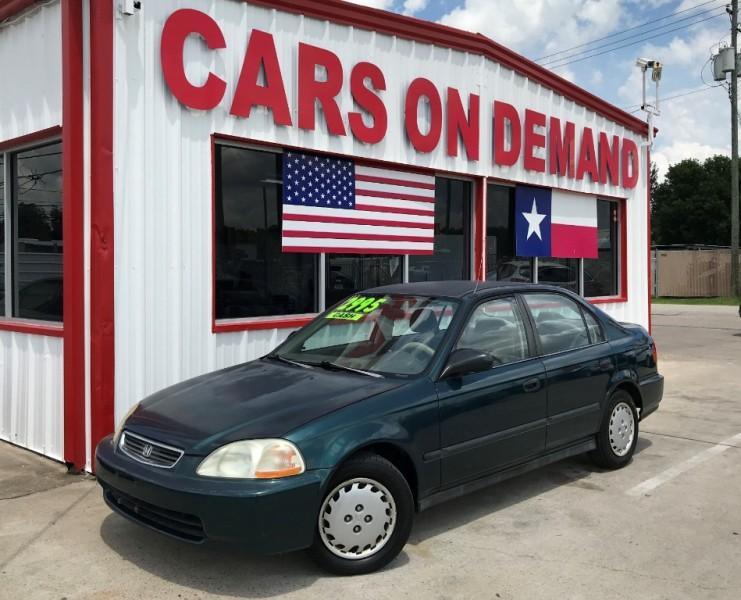 Honda Civic 1997 price $2,995
