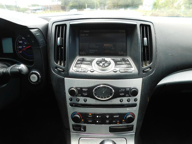 Infiniti G37 Coupe 2009 price $7,995