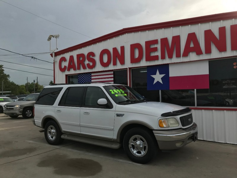 Ford Expedition 2002 price $2,495