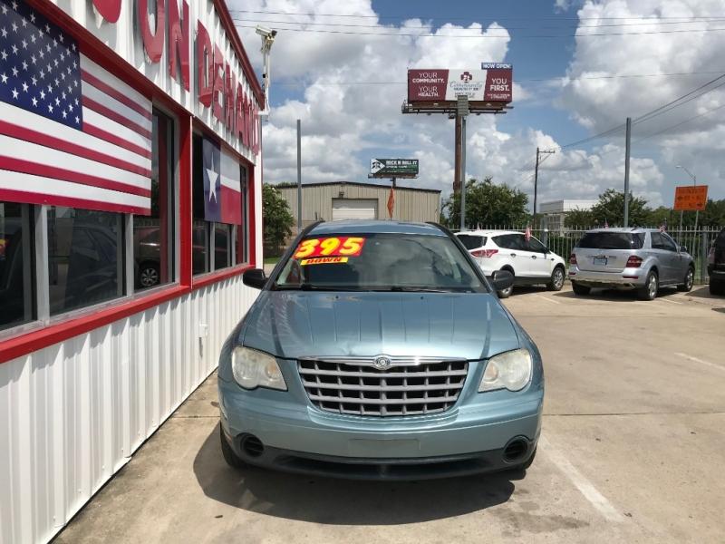 Chrysler Pacifica 2008 price $3,995