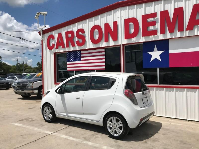 Chevrolet Spark 2013 price $4,995