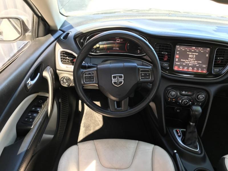 Dodge Dart 2015 price $9,995