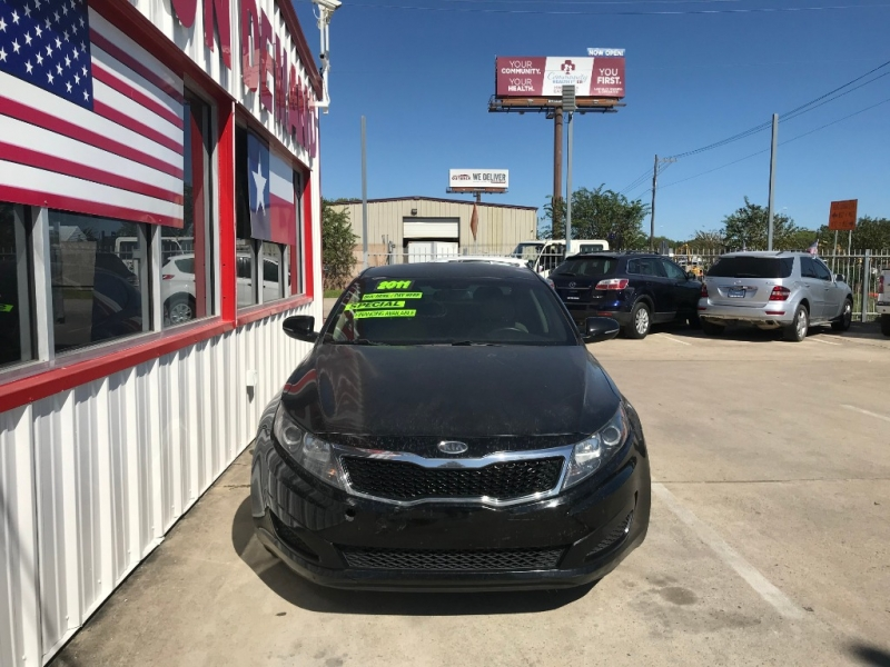 Kia Optima 2011 price $5,995
