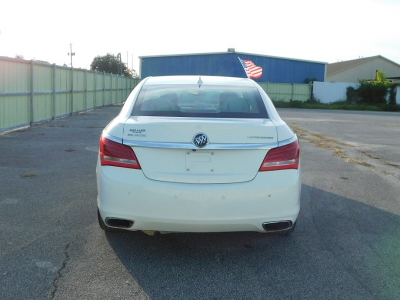 Buick LaCrosse 2014 price $7,995
