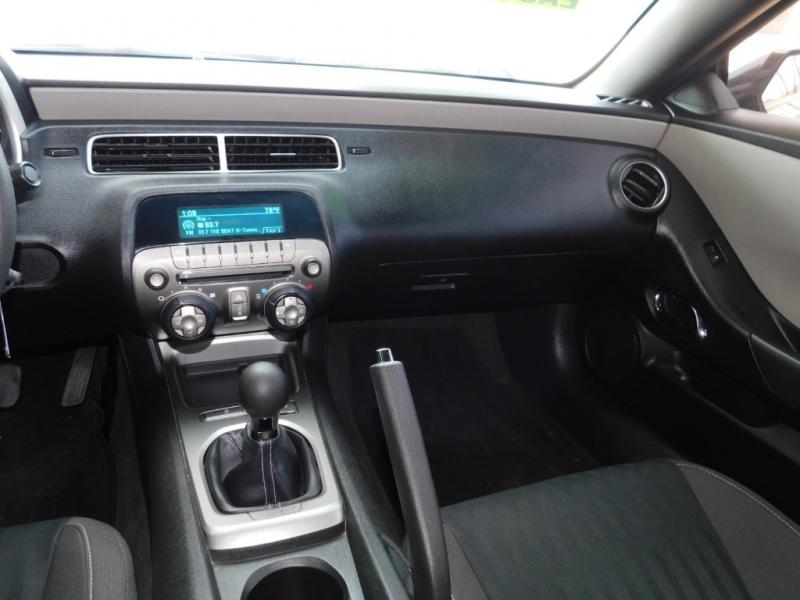 Chevrolet Camaro 2011 price $8,995