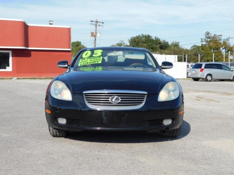 Lexus SC 430 2003 price $7,995