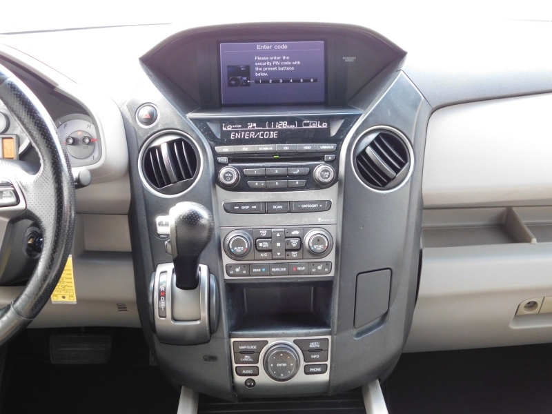Honda Pilot 2012 price $7,995