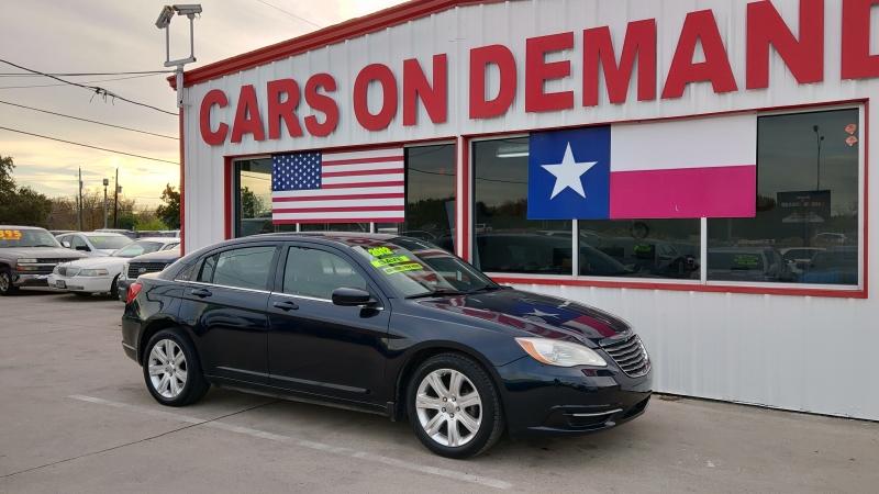 Chrysler 200 2012 price $4,995
