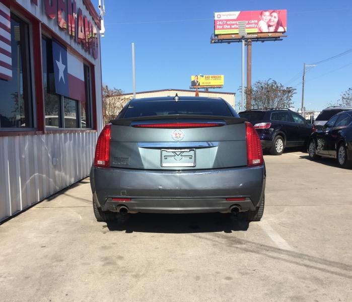 Cadillac CTS Sedan 2010 price $5,995