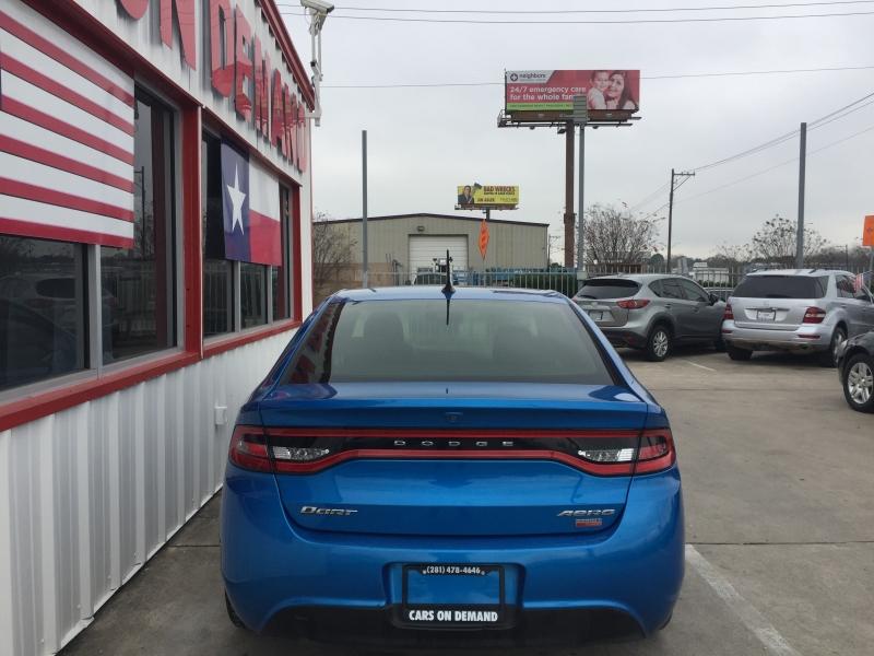 Dodge Dart 2015 price $6,995