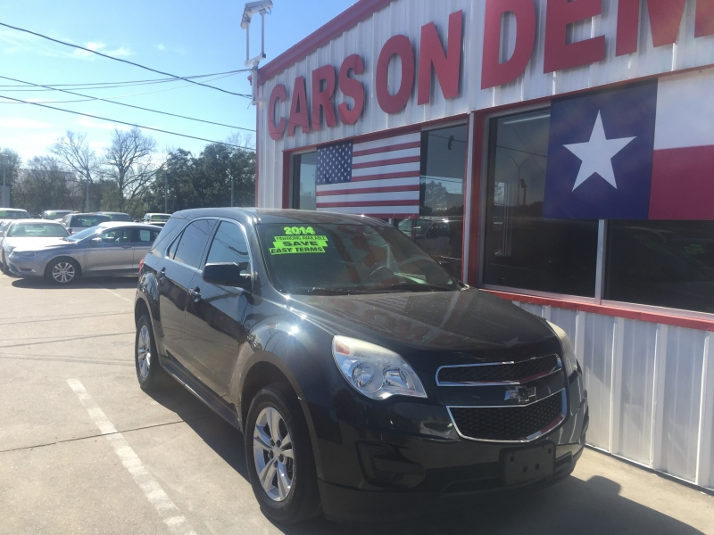 Chevrolet Equinox 2014 price $7,995