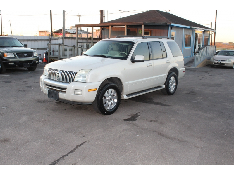 Mercury Mountaineer 2006 price $4,495