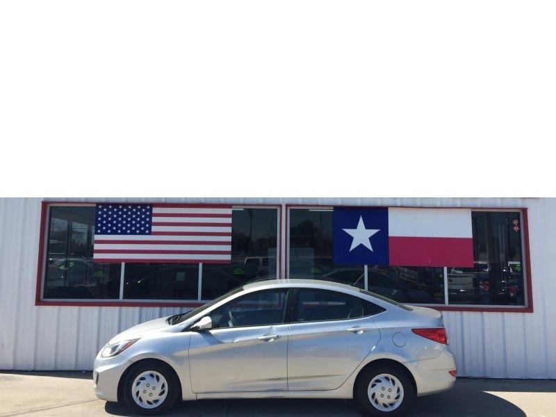 Hyundai Accent 2014 price $5,995