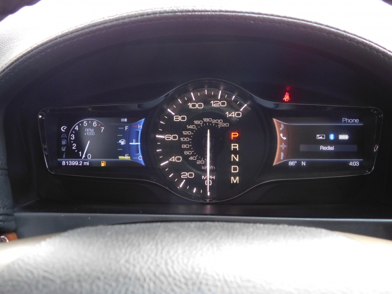 Lincoln MKX 2012 price $12,995