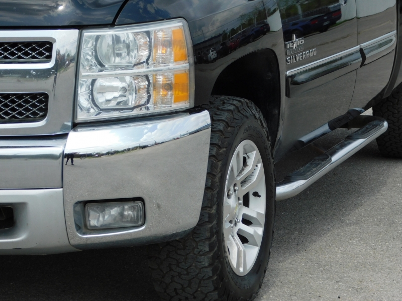 Chevrolet Silverado 1500 2013 price $10,995