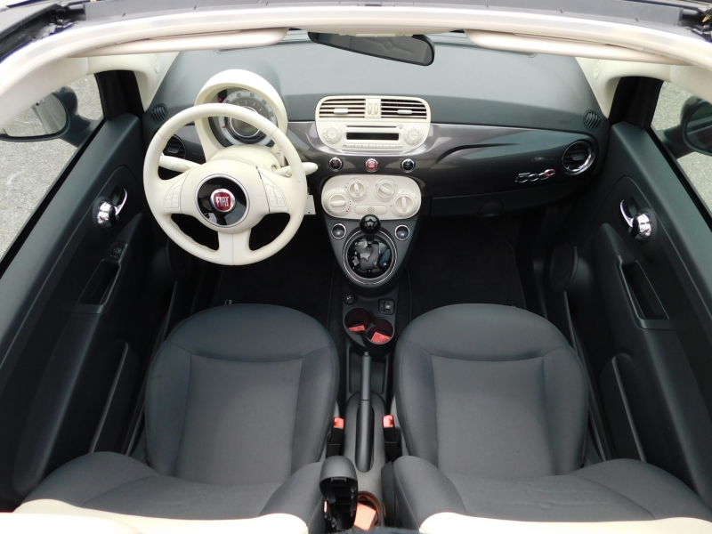 Fiat 500c 2015 price $7,995