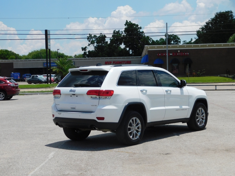 Jeep Grand Cherokee 2015 price $18,995