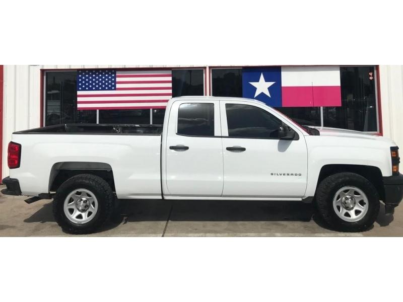 Chevrolet Silverado 1500 2015 price $12,995