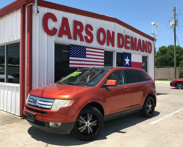 Ford Edge 2008 price $4,995
