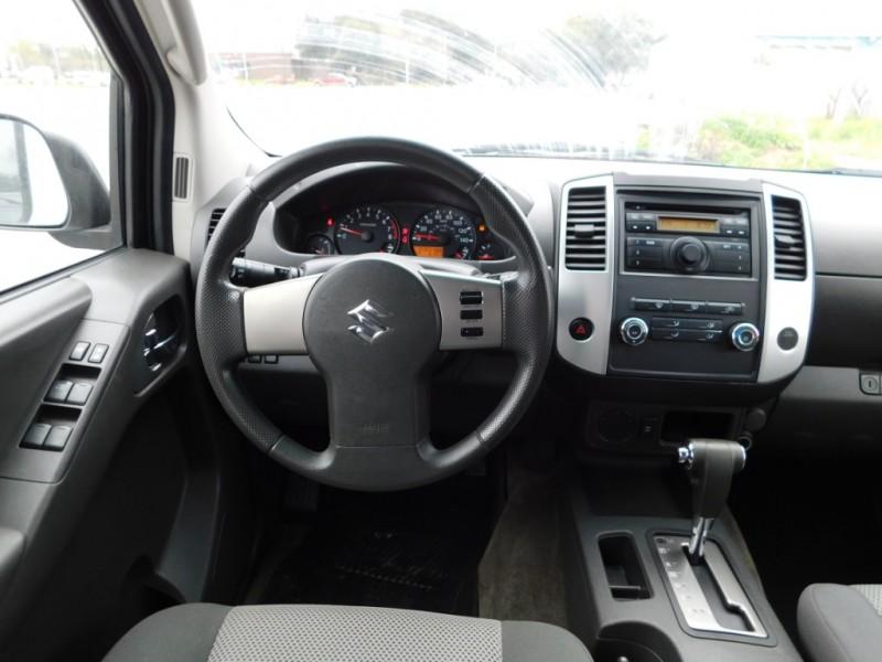 Suzuki Equator 2011 price $8,995