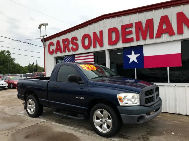 Dodge Ram 1500 2008 price $4,495