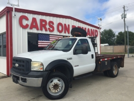 Ford Super Duty F-450 DRW 2006