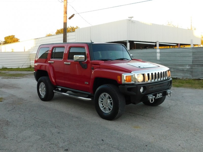 2007 hummer h3 4wd 4dr suv inventory auto 4 less auto dealership in pasadena texas. Black Bedroom Furniture Sets. Home Design Ideas