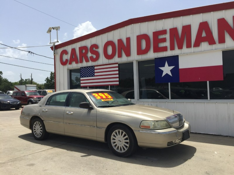 2005 Lincoln Town Car 4dr Sdn Signature Limited Inventory Auto 4