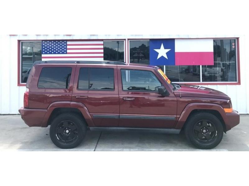 Jeep Commander 2007 price $6,995