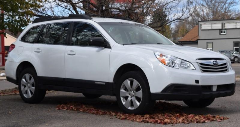 Subaru Outback 2012 price $5,989
