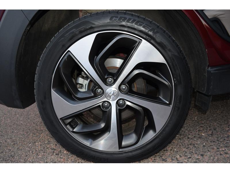 Hyundai Tucson 2017 price $12,999