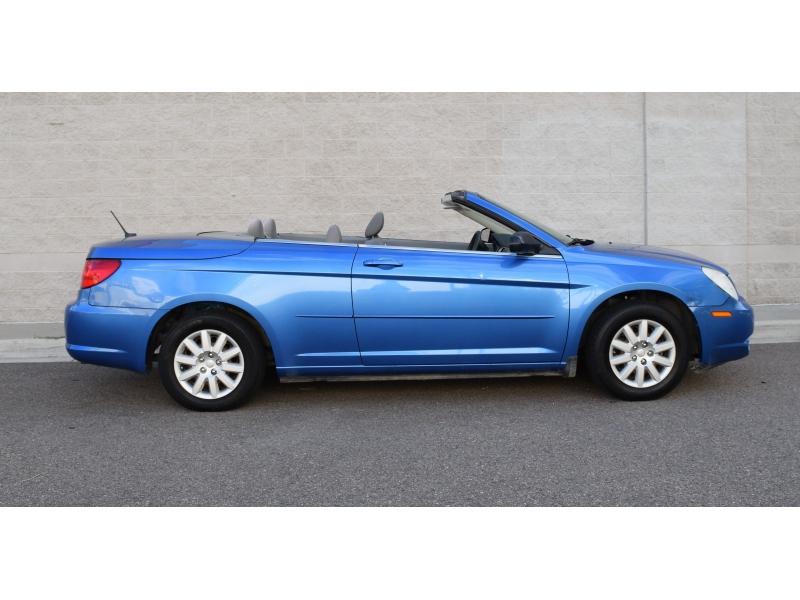 Chrysler Sebring 2008 price $3,980