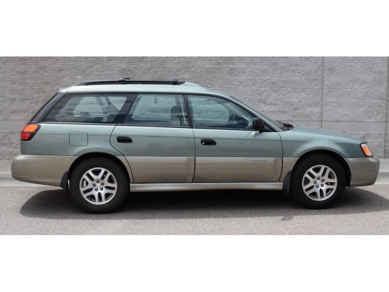 Subaru Legacy Wagon (Natl) 2004 price $2,990