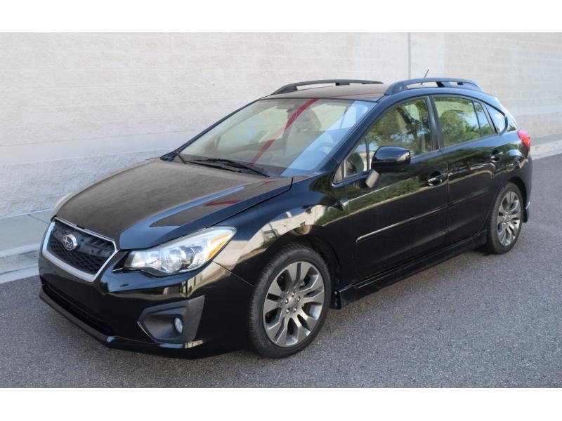 Subaru Impreza Wagon 2012 price $8,988