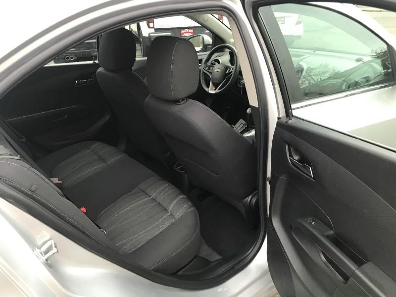 Chevrolet Sonic 2015 price $8,499