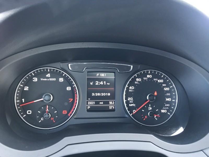 Audi Q3 2016 price $26,599