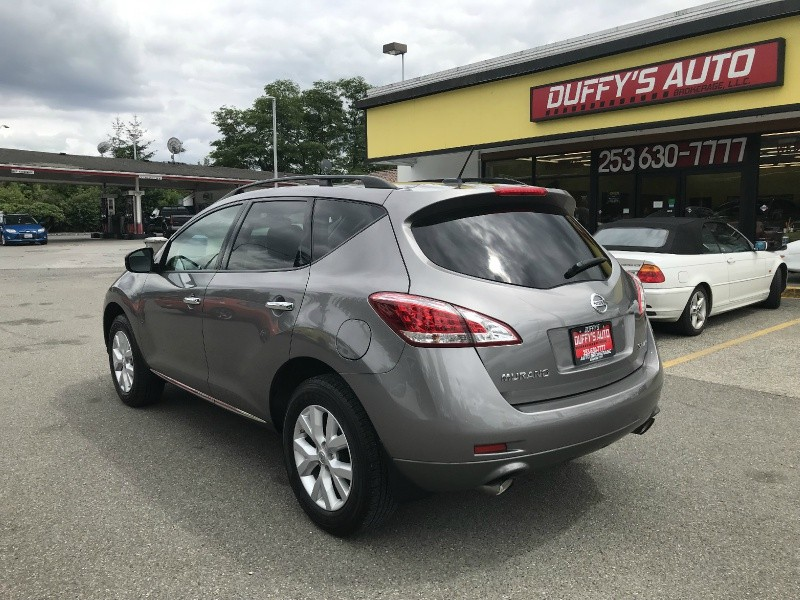 2012 Nissan Murano AWD 4dr SL CERTIFIED Duffys Auto ...