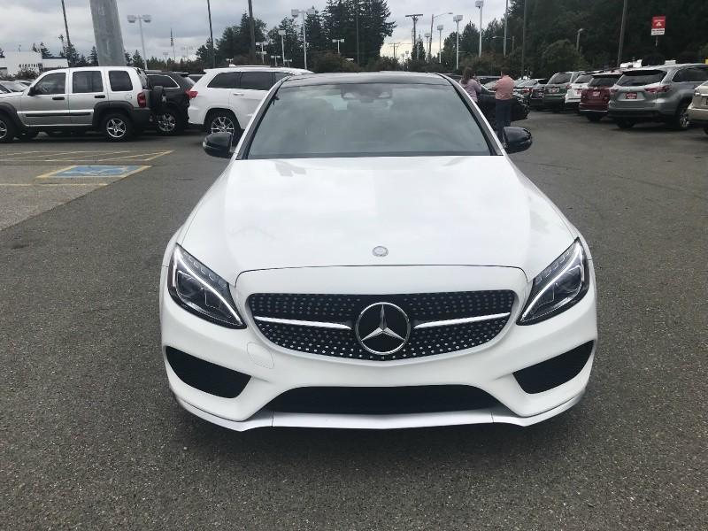 Mercedes-Benz C-Class 2016 price $34,999