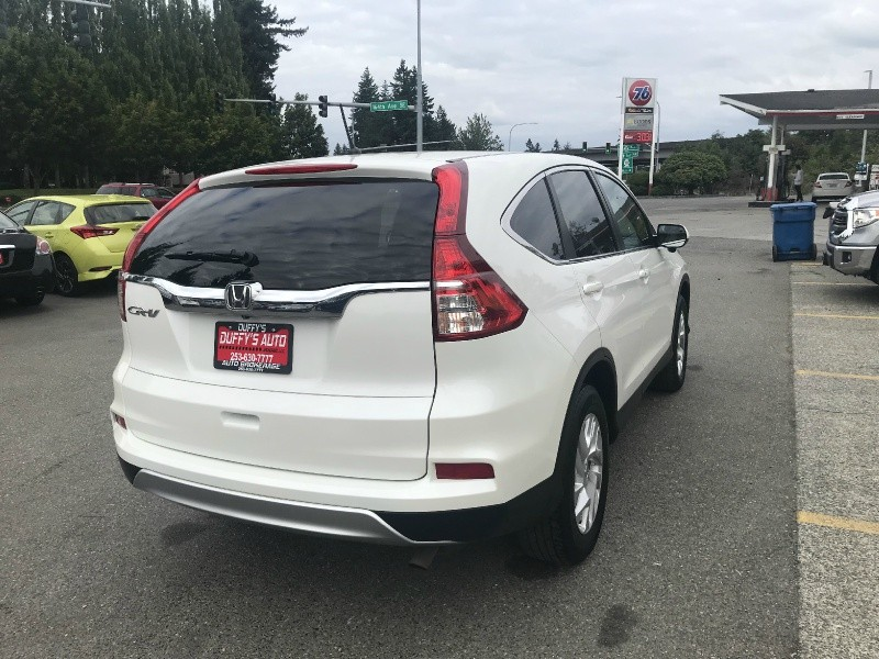 Honda CR-V 2016 price $18,799
