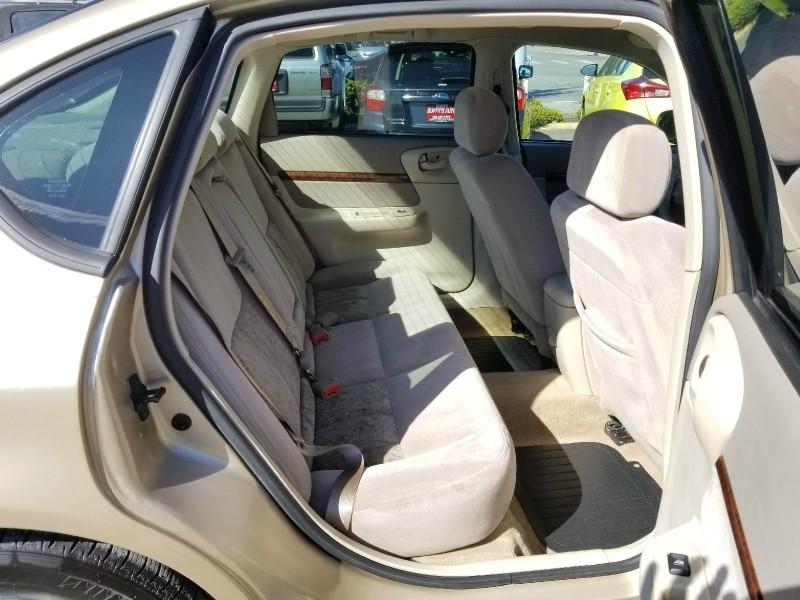 Chevrolet Impala 2004 price $4,985