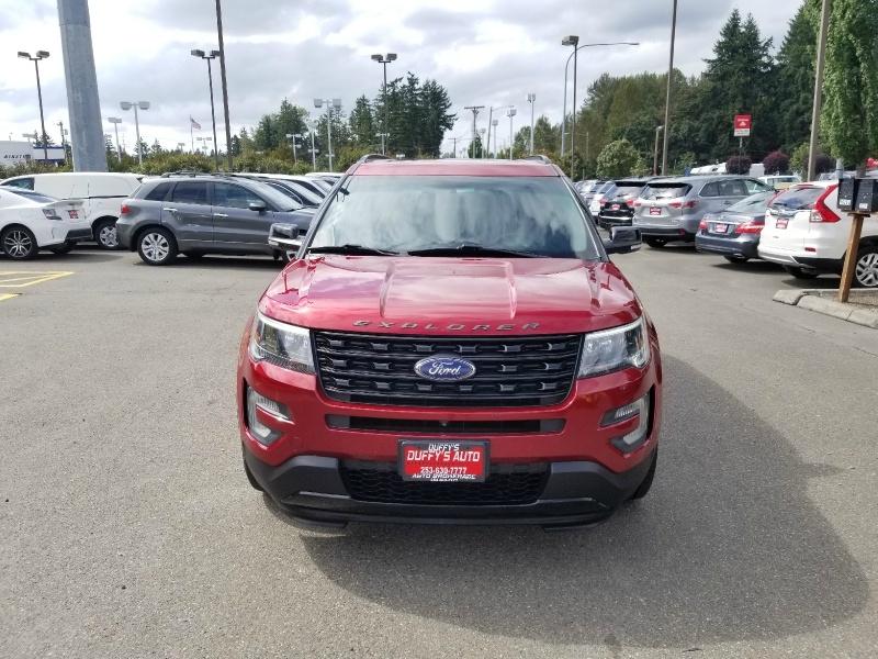 Ford Explorer 2016 price $27,999